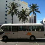 Cairns Discovery Tours Bus