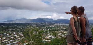Cairns Scenic lookout