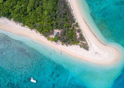 Frankland Island aerial
