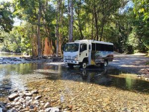 Cooktown 4wd Vehicle